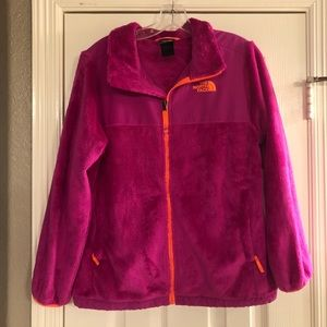 North Face jacket size youth XL (18)